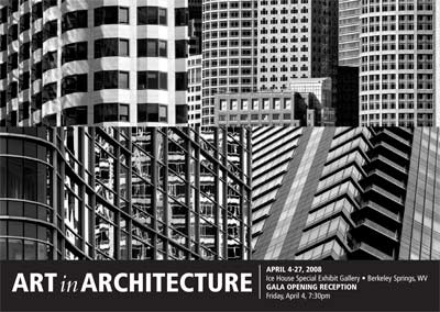 Art in Architecture Postcard