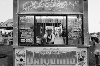 """Frozen Daquiris"", Jefferson County Fair, 2009"