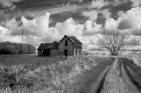 Rolette County, May, 2010