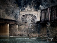 """Harpers Ferry Tunnel"""