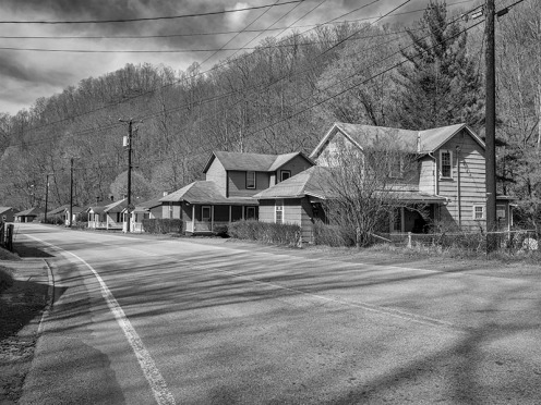 Along Rt. 52, McDowell County, WV